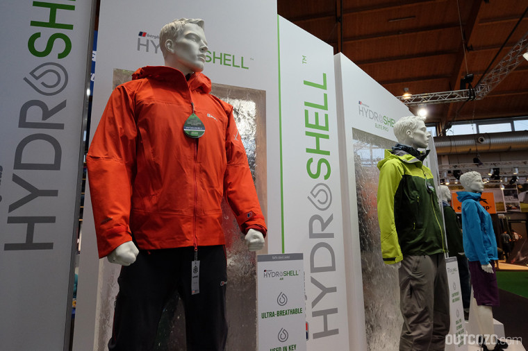 Berghaus Baffin Island Jacket - Hydroshell