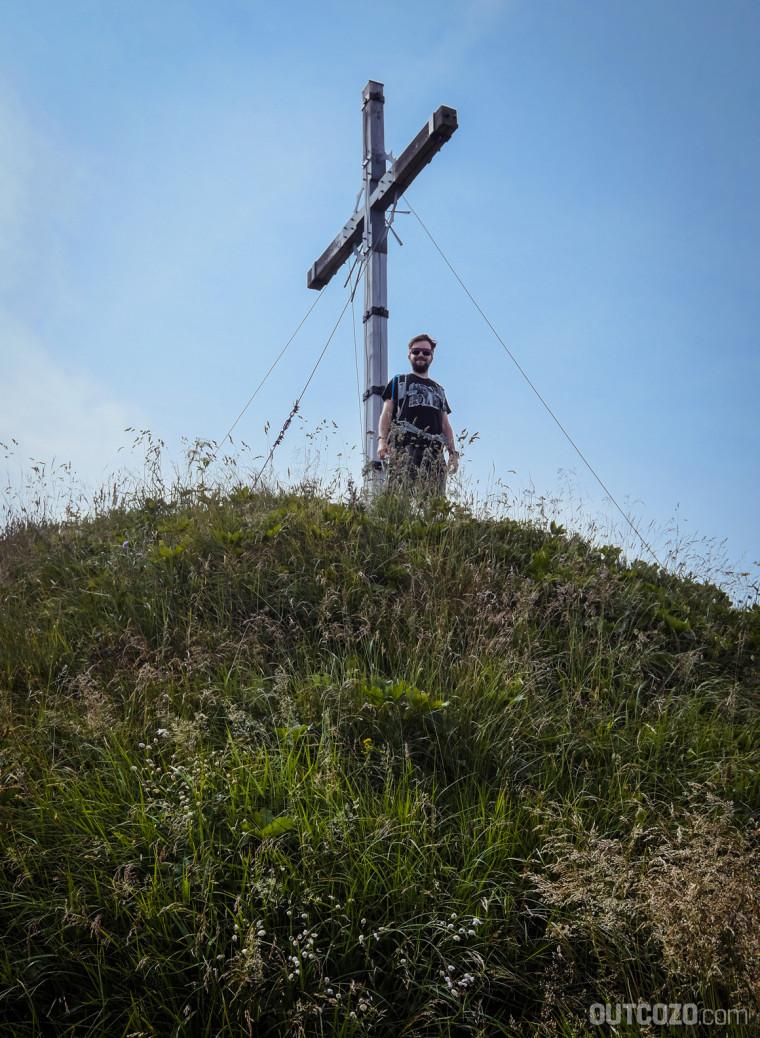 Gipfelkreuz Löffelspitze