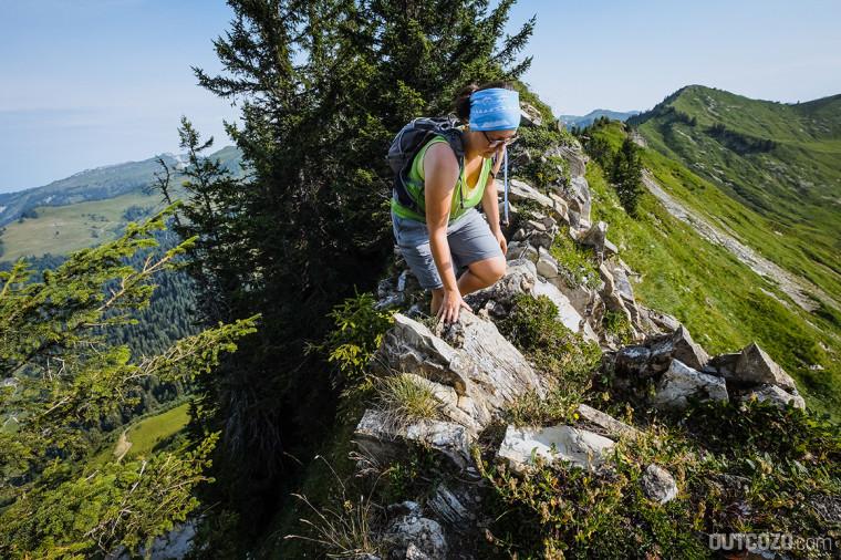 Löffelspitze Kletterstelle