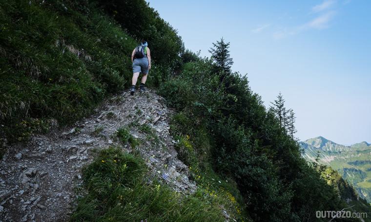 Löffelspitze Wanderung