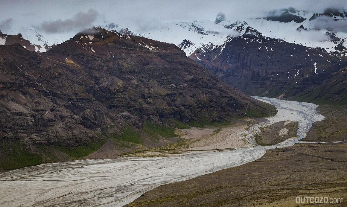 Morsarjoekull Morsardalur Vatnajökull