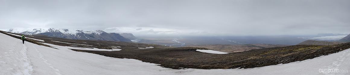 skaftafell nationalpark ausblick