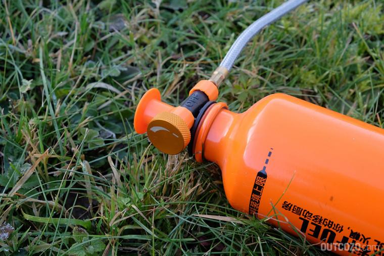 Benzinkocher Firemaple FSM F5 Pumpe