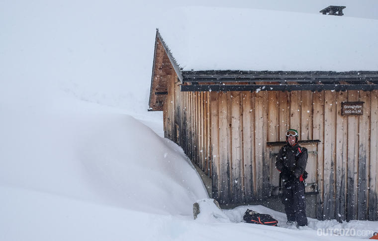 skitour fellimaennle gretschalpe