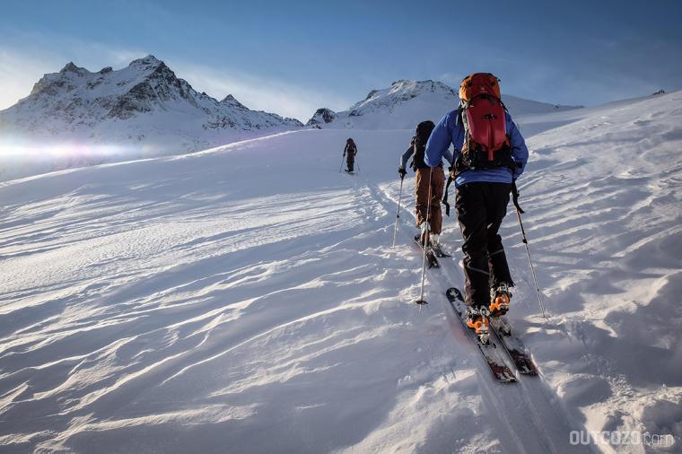 skitour kromerscharte seespitz