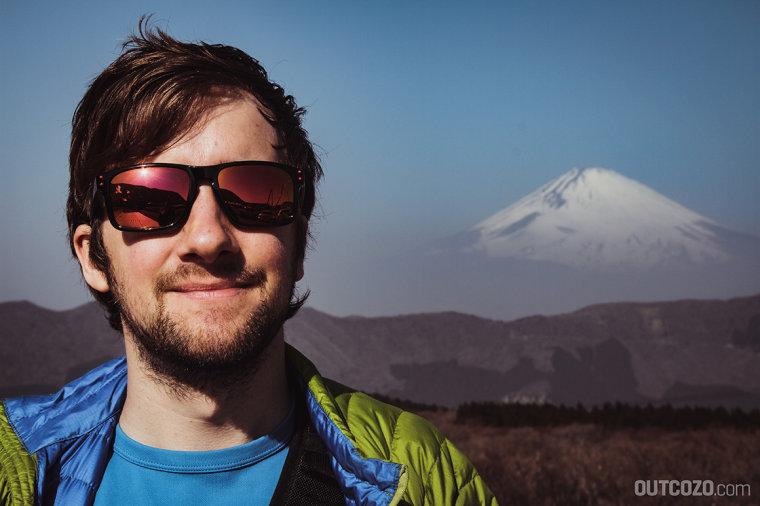 Mount Fuji von Hakone gesehen