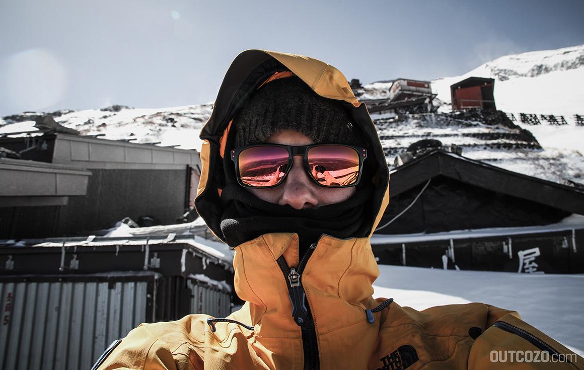 fuji winterbesteigung