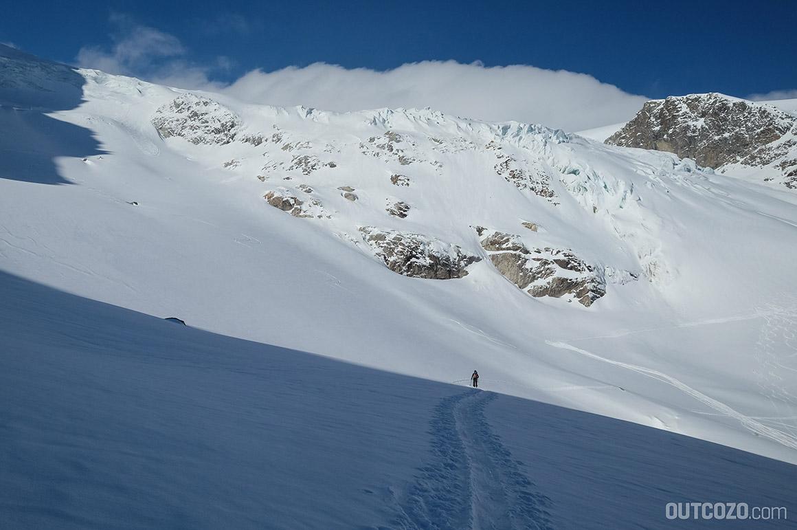 Ochsentaler Gletscher Skitour