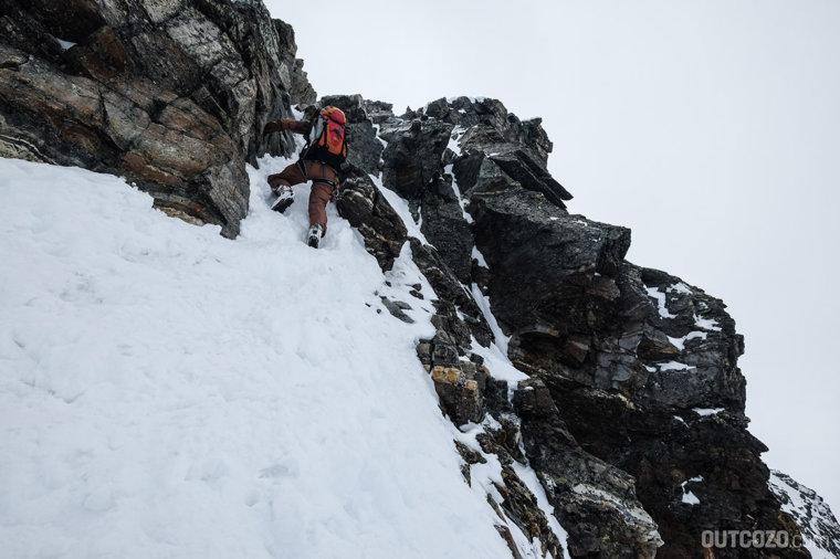 Kletterstelle Piz Buin