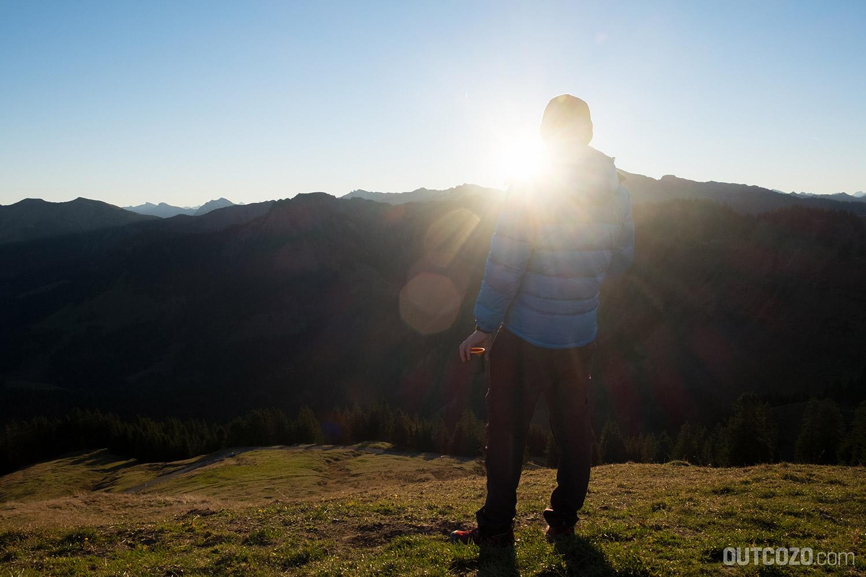 Blick von der Hohen Kugel Richtung Bregenzerwald