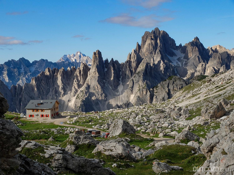 Lavaredohütte Dolomiten