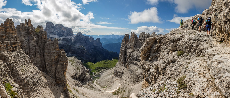 Paternkofel Panorama