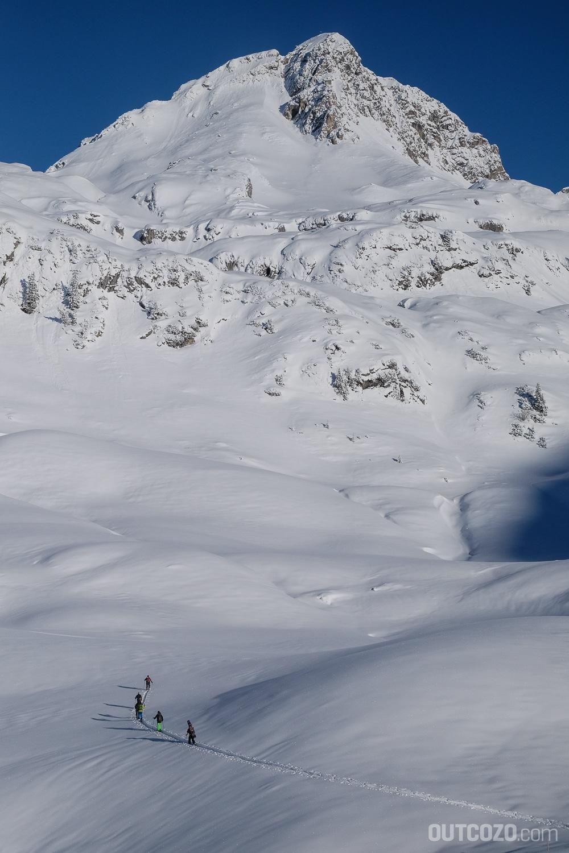 Skitour Hochkünzelspitze
