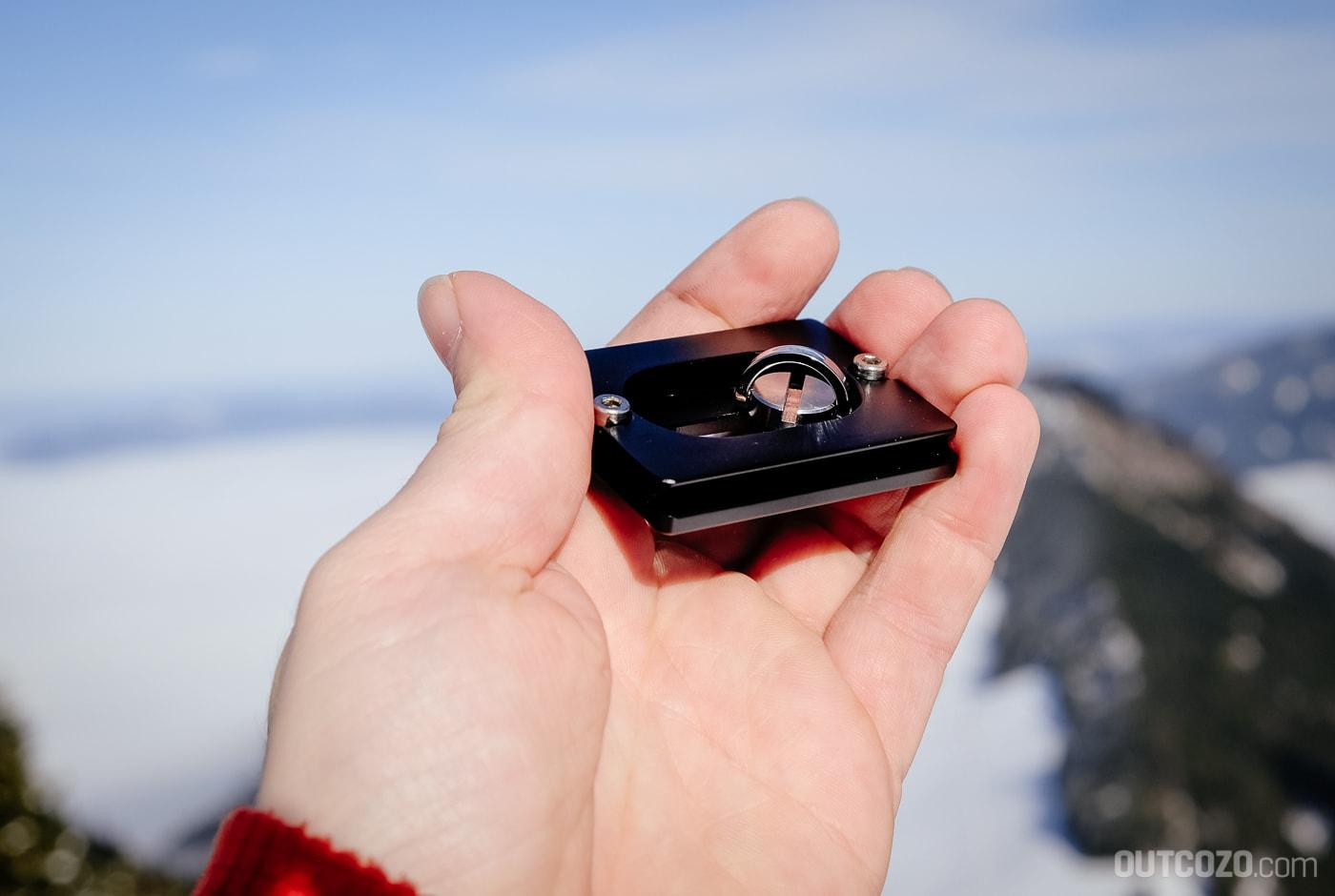 Rollei C5i Carbon Arca Swiss Platte