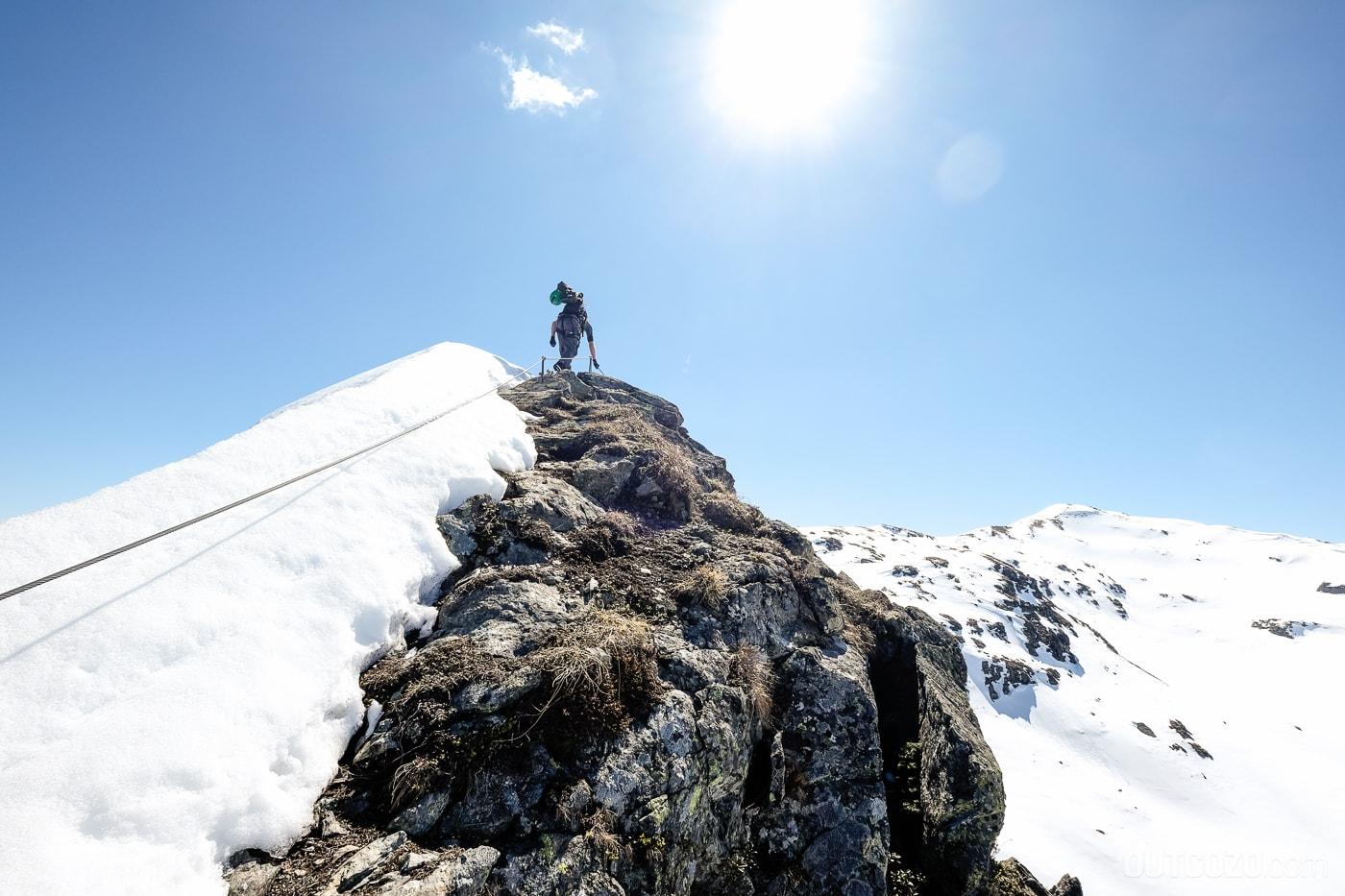 Klettersteig Burg : Neuer klettersteig im montafon berg und ski nachrichten