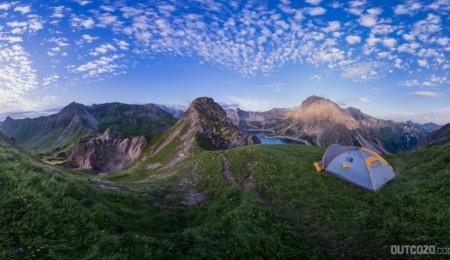 Panorama Zelt