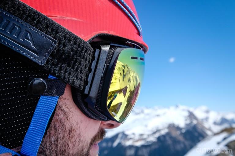 Alpina Granby QVMM Scheibentönung