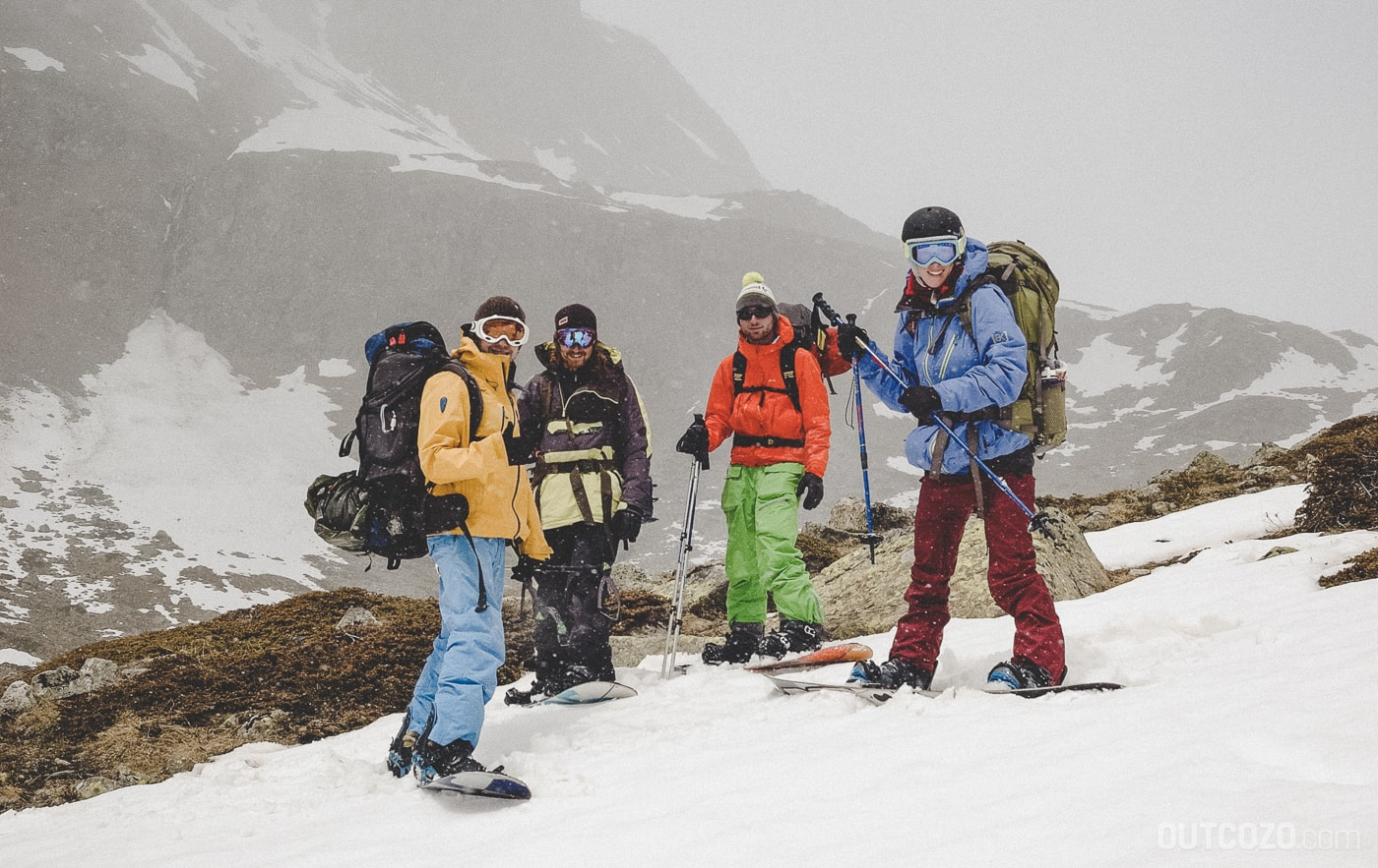 Snowboard-Crew
