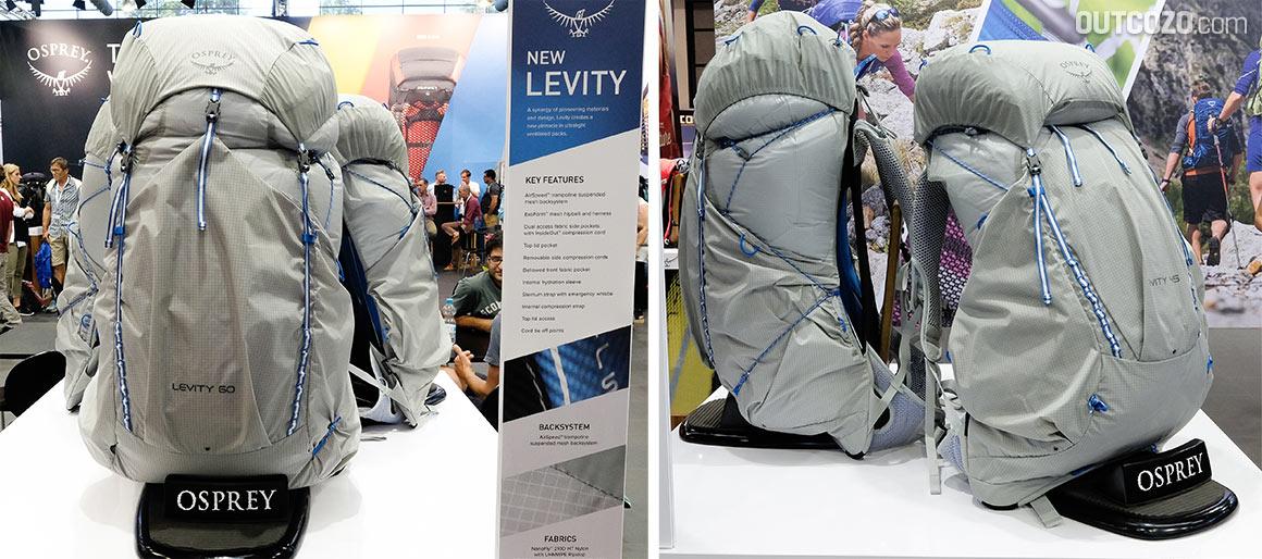 Ultraleicht-Rucksack Osprey Levity