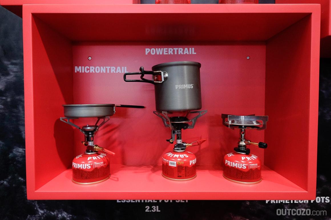 Primus Microntrail, Powertrail und Mimer Duo Stove