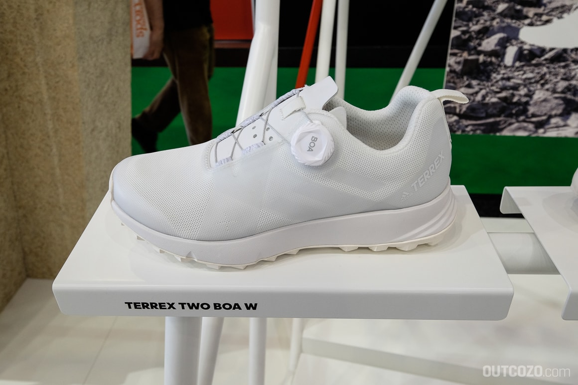 Terrex Two Boa in Weiss