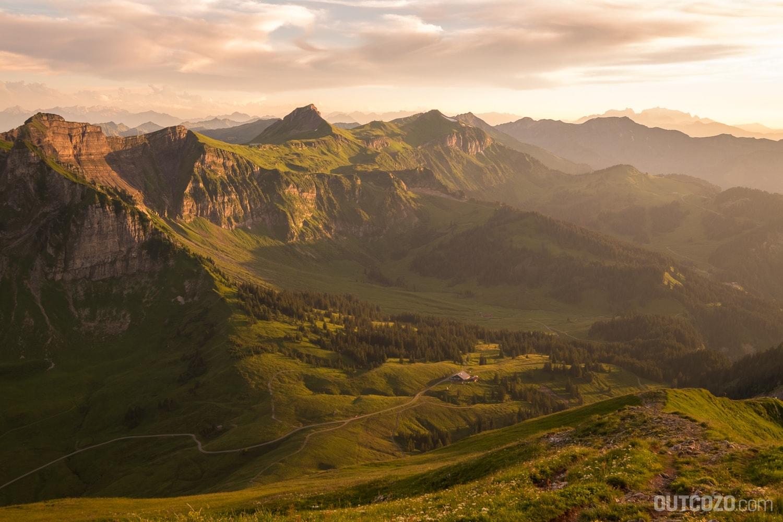 Kanisfluh Obere Alpe