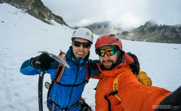 Alpina Snow Tour am Gletscher