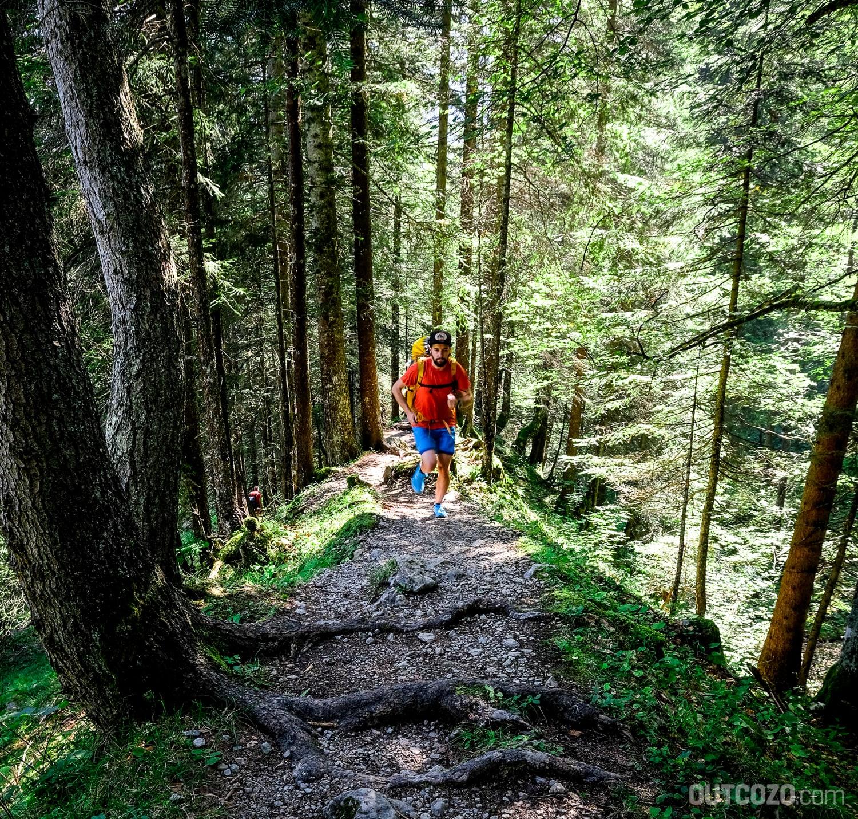 Trailrunning Zalimtal zur Schesaplana
