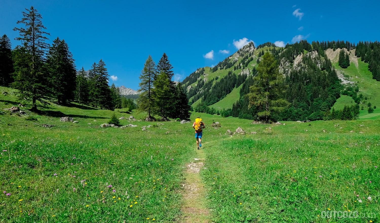 Trailrunning Zalimtal