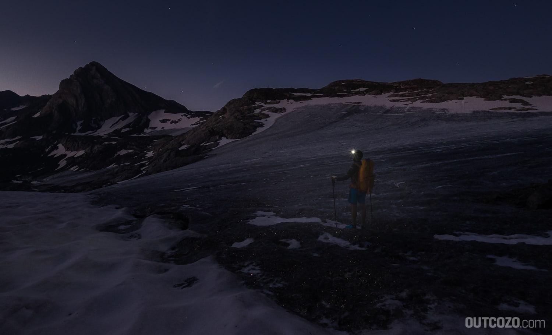 Brandner Gletscher Überquerung