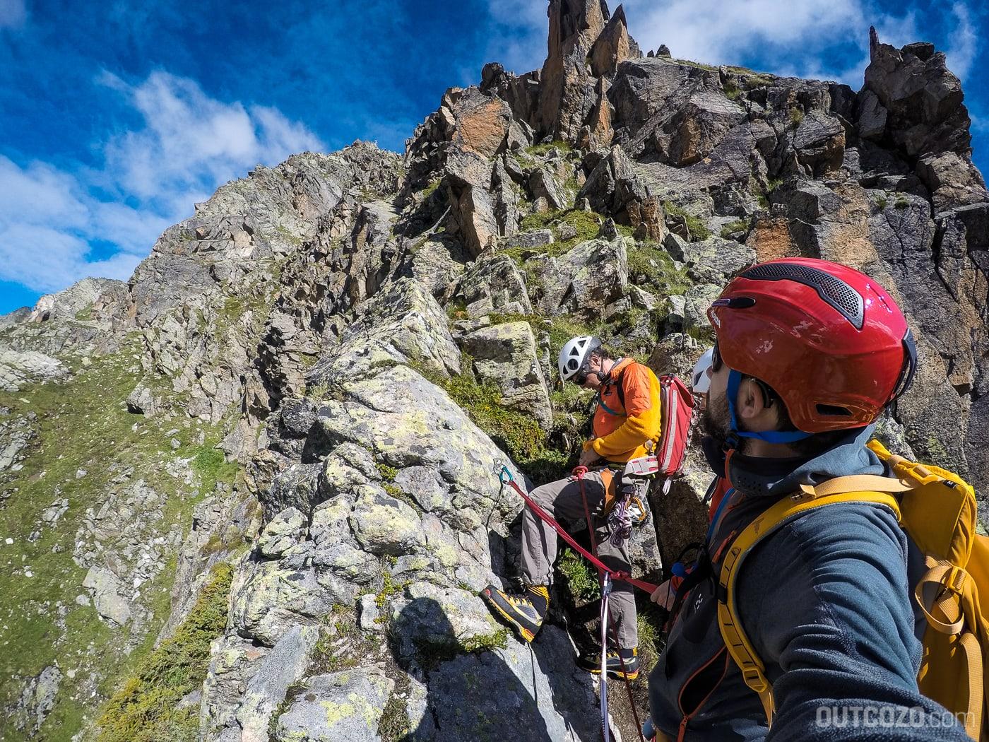 Hörgerät beim Wandern und Klettern