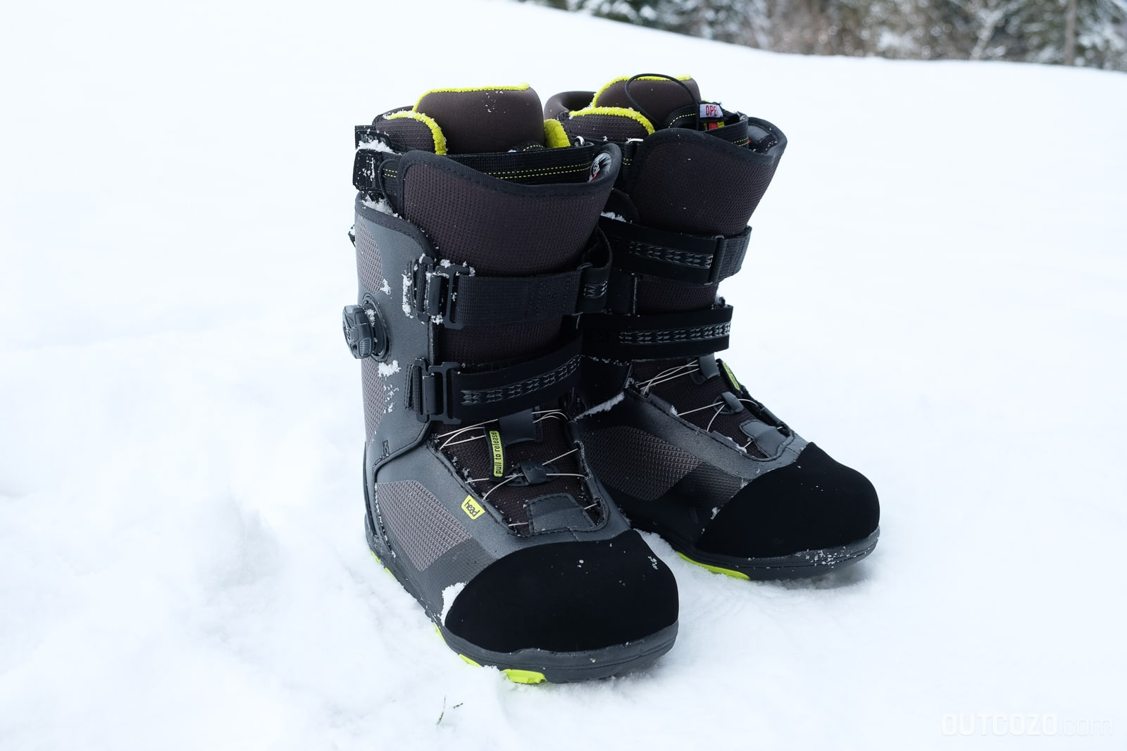 Head Eight Boa Snowboard Boot